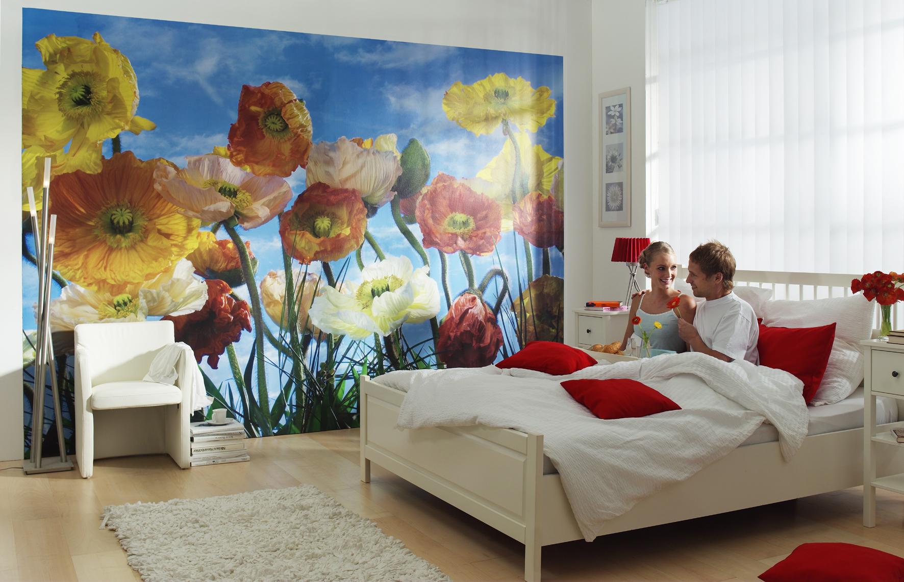 Slaapkamer Behangen Ideeen : Een nieuw uiterlijk voor de slaapkamer ...