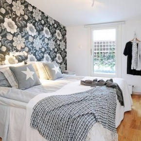 behang ideeen slaapkamer ~ lactate for ., Deco ideeën