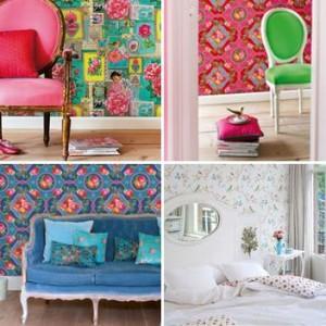 Goedkoop behang - Behang: ideëen, tips en de nieuwste collecties ...