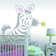 Top 10 babykamer behang behang ide en tips en de nieuwste collecties behangwinkel - Behang zebra ...