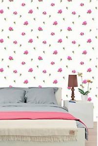 Roze behang voor een meisjes slaapkamer behang ide en tips en de nieuwste collecties - Behang voor een kamer ...