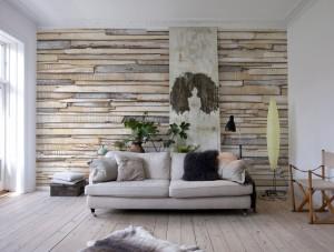 slaapkamer steigerhout behang ~ pussyfuck for ., Deco ideeën