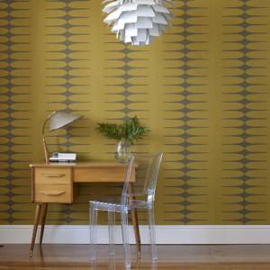 Vintage behang van hemingway design behang ide en tips en de nieuwste collecties behangwinkel - Behang van de jaren ...