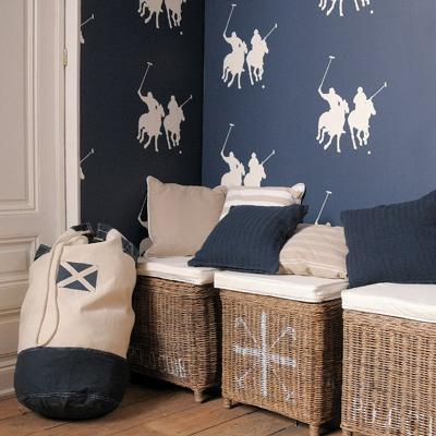 Trendy behang slaapkamer inspiratie en tips leuke plank babykamer slaapkamer goedkoop - Trendy slaapkamer ...