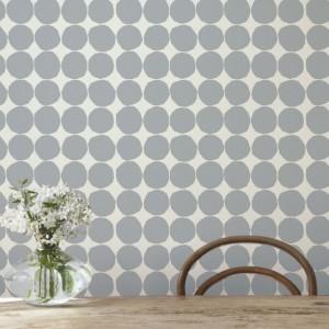 Combineer met grijs behang - Behang: ideëen, tips en de nieuwste ...