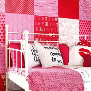 Top 5 patchwork behang