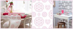 Lief behang nu ook voor volwassenen behang ide en tips en de nieuwste collecties behangwinkel - Behang voor volwassen slaapkamer ...