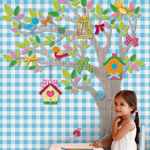 Lief! behang voor jongens en meisjes - Behang: ideëen, tips en de ...