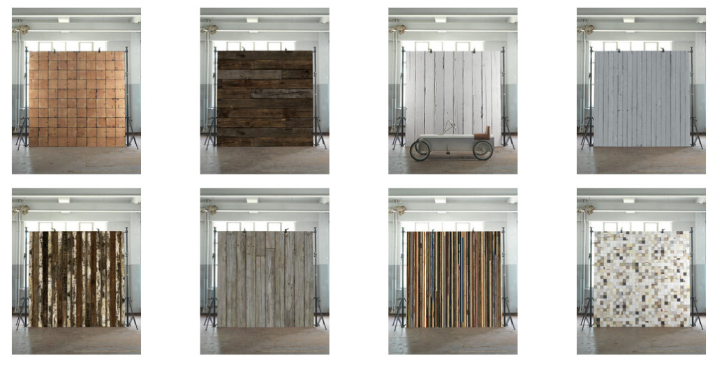 Slaapkamer Ideeen Vt Wonen : Nieuwe collectie sloophout behang van ...