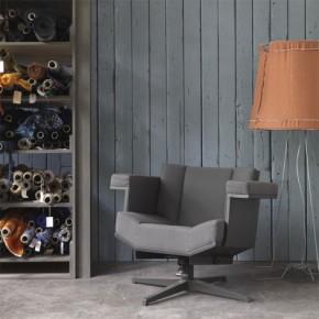 Nieuwe collectie sloophout behang van Piet Hein Eek