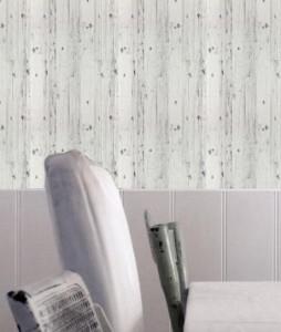 landelijk behang voor een nostalgische look - behang: ideëen, tips, Deco ideeën