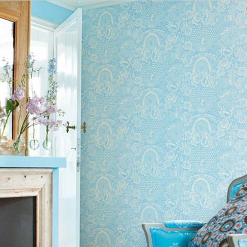 Luxe Behang Woonkamer : Behang ide?en tips en de nieuwste collecties ...