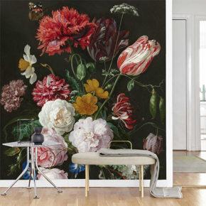 Botanische look voor je muur